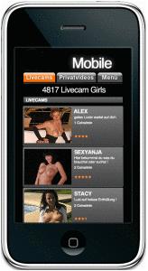 mobiltelefon sex